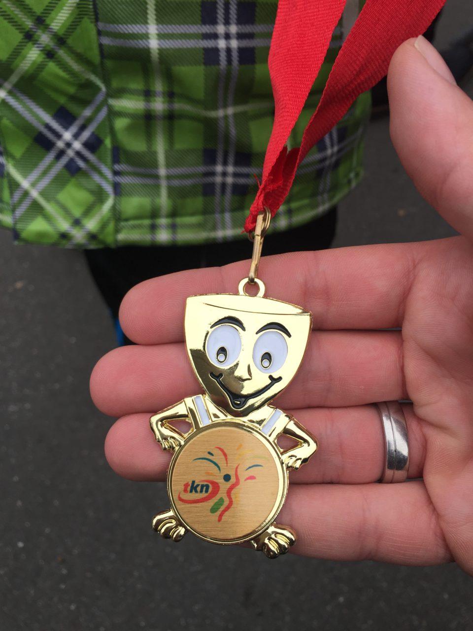 Bambini-Medaille